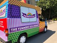 Ice Cream Van ready for Summer