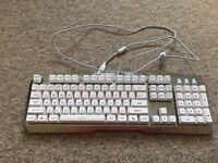 Elemental computer keyboard