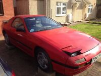 Masda Rx7 FC Rotary - Barn Find, Project, Repairs