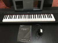 Yamaha Piaggero NP11 Music Keyboard