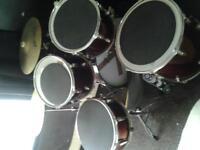 5 piece drumkit