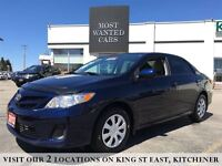 2013 Toyota Corolla CE | SUNROOF | BLUETOOTH | NO ACCIDENTS