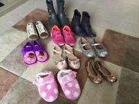 Girls Footwear Size 9