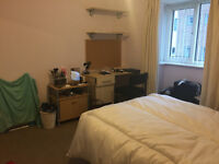 Double room in private 2 rooms flat
