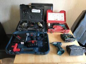 Job lot power tools