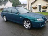 Rover mg zt t turbo diesel estate classic car