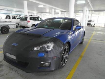 SUBARU BRZ MY2015 Burleigh Heads Gold Coast South Preview
