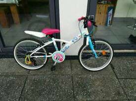 "Girl's 20"" Bicycle."