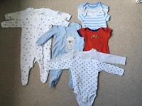 Baby boy bundle 6-9months