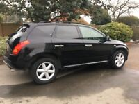Nissan Murano CVT - Automatic - full service history - 1 previous owner