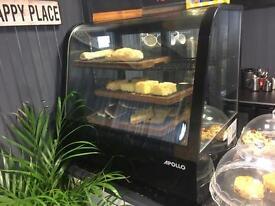 Apollo counter chiller (cafe/pub/restaurant)