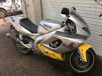 1996 Yamaha 600 thundercat
