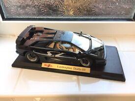 Model Lamborghini ❤️💙💚