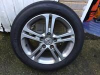 Honda Civic 16 inch alloy wheel