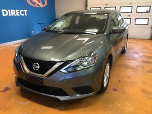 2018 Nissan Sentra 1.8 SV POWER SUNROOF! HEATED SEATS!