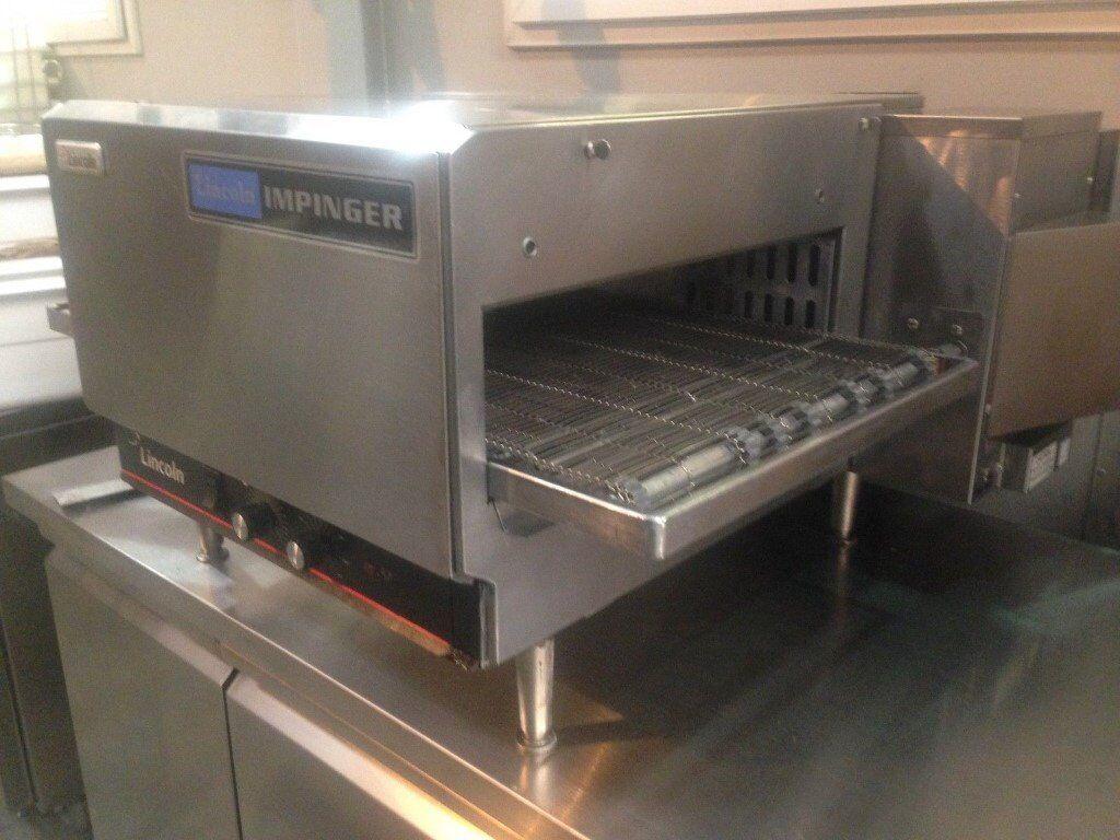 Lincoln Impinger Conveyor Pizza Oven 2011 12 Models