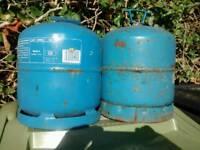Camping gaz 907 bottles(2)