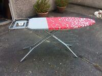 Large folding Ironing board