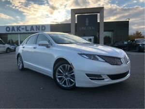 2015 Lincoln MKZ Hybrid,Navigation,Roof,Only 15,377 Kms