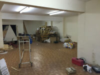 1500q ft Warehouse space to let in Mexborough. (Flat, House, Unit, Warehouse, Storage)