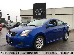 2012 Nissan Sentra SR | NO ACCIDENTS | HEATED SEATS