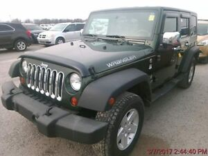 2009 Jeep Wrangler AUTO / 4 DR / NO PAYMENTS FOR 6 MONTHS !!!