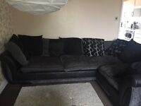 DFS Corner sofa great condition only selling due to moving to a smaller place £400 or nearest offer