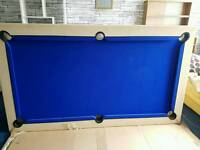 Pool/snooker table 7 foot SOLD