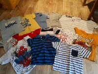 Boys 2-3yrs T-shirt Bundle x14
