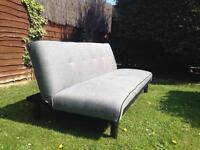 Sofa Bed - Grey - £110 ONO