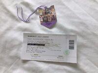 1 Little Mix Ticket for Newmarket races Saturday 27th August, Premier enclosure