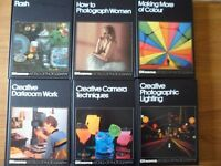 16 hardback books from the 'Dixons World of Photography' collection.