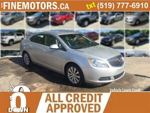 2012 Buick Verano * LEATHER  * CAR LOANS FOR ALL
