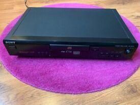 SONY CDP-XE300 CD player