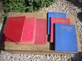 Vintage ;Film Review, Book Collection,Of Six Books( spanning 1945..1952 ).