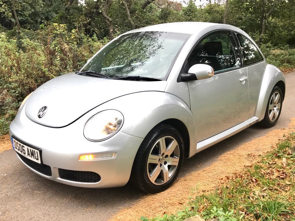 Volkswagen Beetle 1.6 Luna with FSH and Long MOT + Free Warranty