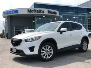 2013 Mazda CX-5 GX AWD BLUETOOTH, CRUISE, ALLOY RIMS, 5.8 SCREEN
