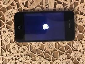 IPhone -4 Black 16 GB