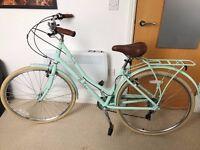 Victoria Pendleton Somerby Hybrid Bike (Mint)