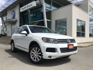 2013 Volkswagen Touareg COMFORTLINE..TOWING HITCH..NAVIGATION