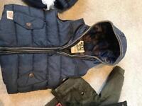 Baby boy coats