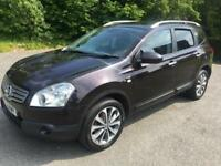 2009 NISSAN QASHQAI +2 NTEC 1.5 DCI 7 SEATER delivery Available