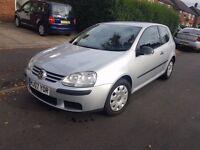Volkswagen GOLF 2007 !! DIESEL !! MOT 28/03/17 !! £1950 !!