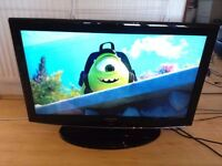 37 inches Samsung great condition with original remote freeview tv