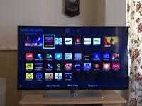 "SAMSUNG 48"" H6670 Series 6 Smart 3D Full HD LED TV"