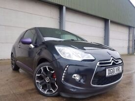 Citroen DS3 1.6 e-HDi Airdream DSport 3dr *£0 ROAD TAX*MUST SEE*