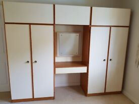 Wardrobes in very condition
