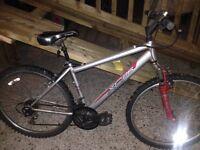 26inch 18 speed mountain bike