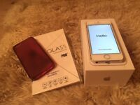 IMMACULATE UNLOCKED APPLE IPHONE 5S 16GB - SILVER