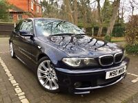 2005 BMW 330Ci Coupe M SPORT Automatic, Leather, 1 Year MOT, Hpi Clear